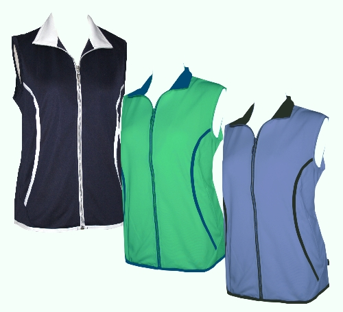 Schneider Sportswear Gloria Damen Sweatweste Weste Bodyline Pulli 36 ... b11c491539